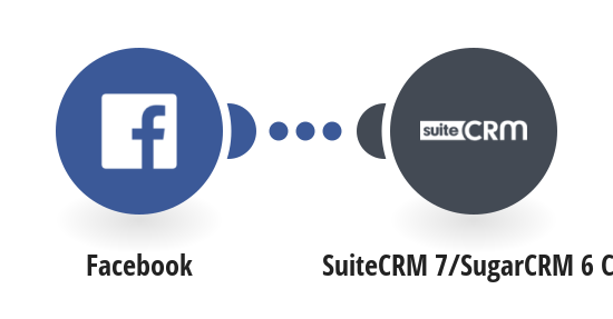 Create SuiteCRM 7 notes from new Facebook comments