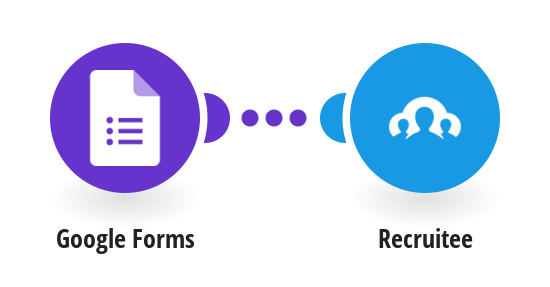 Create Recruitee candidates for new Google Forms responses