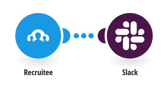 Send Slack messages for new Recruitee candidates