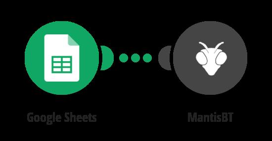 Import Google Sheet to MantisBT