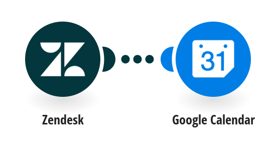 Create Google Calendar calendars from new Zendesk organizations