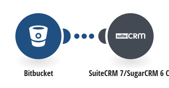 Create SuiteCRM 7 tasks from new Bitbucket issues
