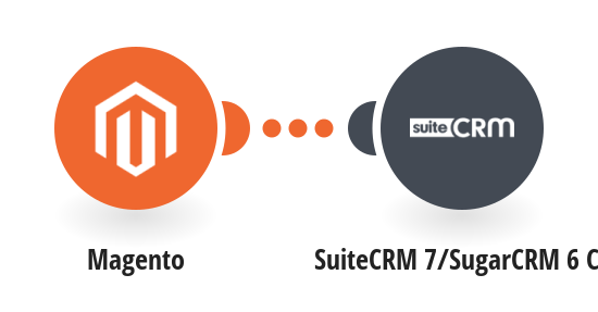 Add new Magento customers to SuiteCRM 7 as new contacts