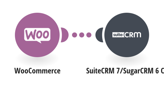 Create SuiteCRM 7 notes from new WooCommerce orders