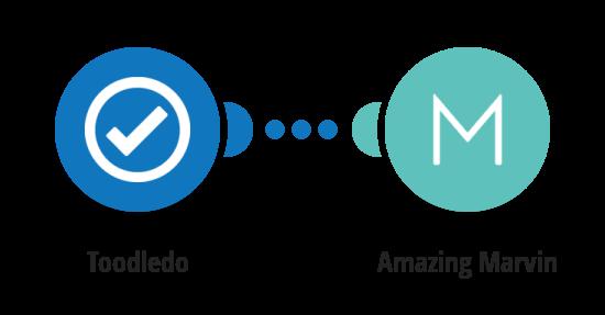 Create Amazing Marvin tasks for new Toodledo tasks
