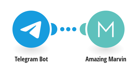 Create Amazing Marvin tasks from Telegram messages