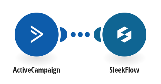 Create SleekFlow contacts from new ActiveCampaign contacts