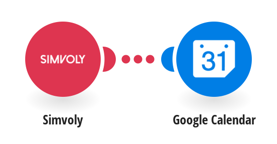 Create Google Calendar events for new Simvoly bookings