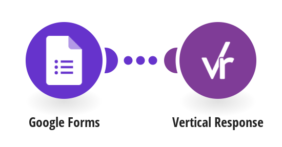Add contacts to a Vertical Response list for new Google Forms responses