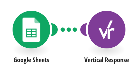 Create Vertical Response contacts from Google Sheets spreadsheet