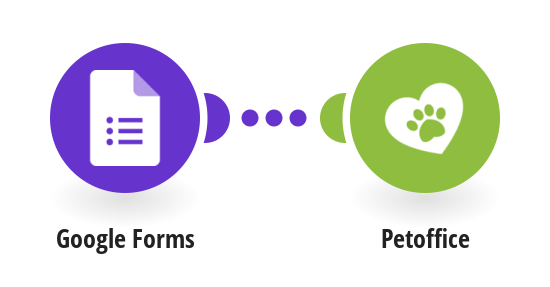 Create Petoffice pets from new Google Forms responses