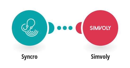 Create Simvoly contacts for new Syncro customers