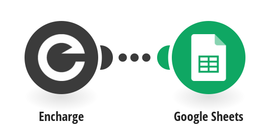 Add new Encharge people to a Google Sheets spreadsheet