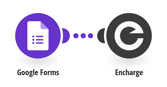 Create Encharge people from Google Forms responses