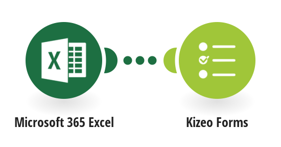 Create Kizeo Forms users from new Microsoft 365 worksheet rows