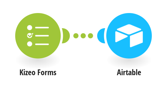 Save new Kizeo Forms users to Airtable