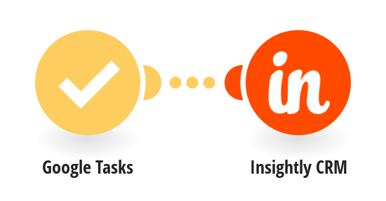 Add new Google tasks to Insightly CRM as new tasks