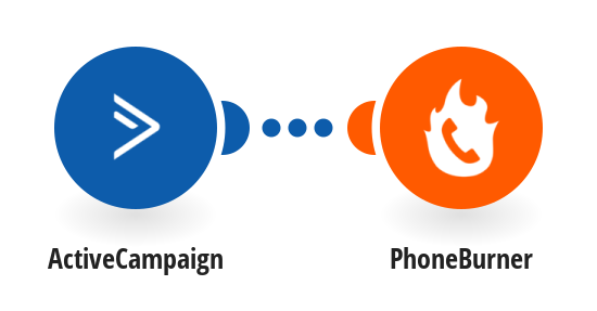 Add a new ActiveCampaign contacts to PhoneBurner