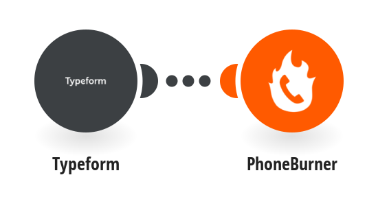 Add contacts to PhoneBurner from Typeform responses
