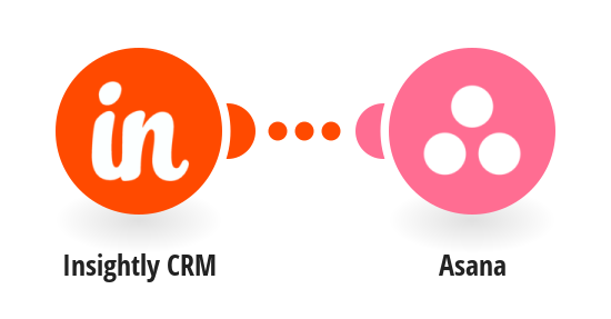 Add new Insightly CRM projects to Asana as projects