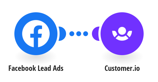 Add new leads from Facebook Lead Ads to Customer.io