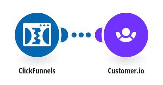 Add new contacts from ClickFunnels to Customer.io