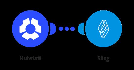Create Sling tasks for new Hubstaff tasks