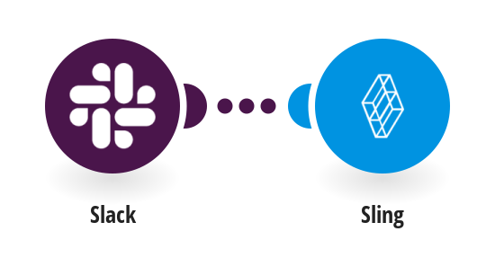 Create Sling messages for new Slack messages