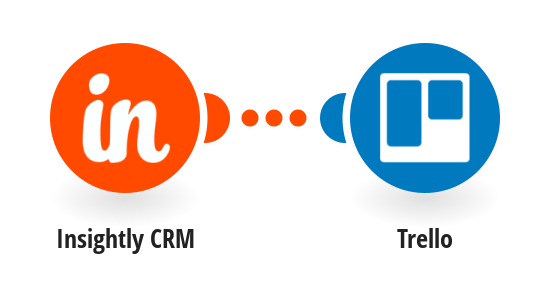 Create Trello cards from new Insightly CRM opportunities