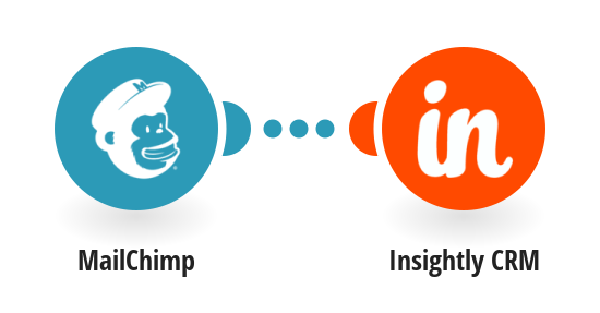 Add new MailChimp subscribers to Insightly CRM as new leads