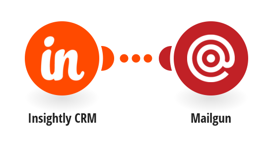 Add new Insightly CRM contacts to a Mailgun mailing list