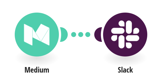 Post new Medium publications to Slack