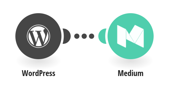 Create Medium posts from new WordPress posts