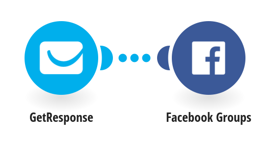 Post new GetResponse newsletters to Facebook Groups