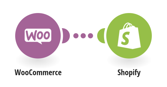 Add new WooCommerce customers to Shopify