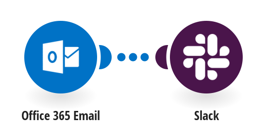 Get Slack messages when new emails are delivered to your Office 365 mailbox