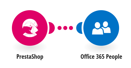 Add new PrestaShop customers to Office 365 People as contacts