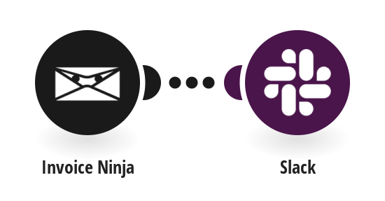 Send Slack messages for new Invoice Ninja invoices