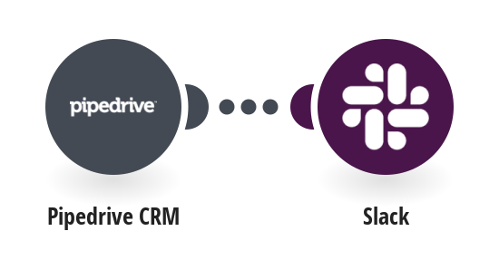 Send Slack messages for new Pipedrive CRM activities