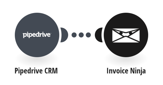 Add new Pipedrive CRM organizations to Invoice Ninja as clients